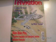 **i Fana de L'aviation n°294 Lockheed F-94 Starfire / Dien Bien Phu