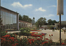 Alte Postkarte - Bad Salzuflen - Wandelhalle und Konzertplatz