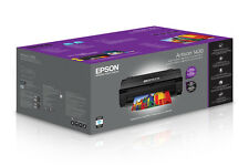 New Epson Artisan 1430 Color Inkjet Printer Wide-Formart WiFi CD/DVD w/ Ink