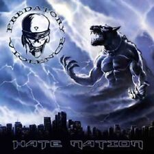 PREDATORY VIOLENCE - HATE NATION  CD NEU