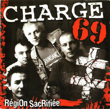 CHARGE 69 Region Sacrifee LP (1999 Knock Out) neu!