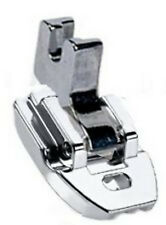 Low Shank Metal INVISIBLE Concealed Zipper Foot Babylock Brother Singer Pfaff