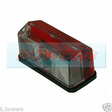 12V/24V RED WHITE CLEAR SIDE MARKER LAMP LIGHT CARAVAN MOTORHOME AS JOKON SPL07