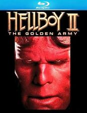 [Blu-Ray] Hellboy 2 The Golden Army, action, original US version, used