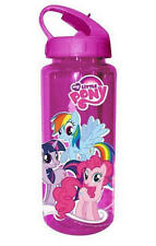 My Little Pony MLP 20oz Water Bottle Pinkie Pie Rainbow Dash Twilight Sparkles
