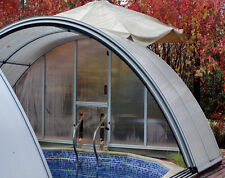 SOLARCOOL 50cm x 20m CONSERVATORY ROOF COOLKOTE WINDOW TINTING FILM REDUCE HEAT