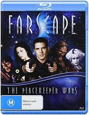 Farscape Peacekeeper Wars (2015, Blu-ray NEUF)
