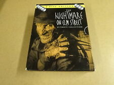 7-DISC DVD BOX / THE NIGHTMARE ON ELM STREET - ULTIMATE COLLECTION