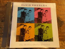 "CD ELVIS PRESLEY "" THE MILLION DOLLAR QUARTET"""
