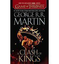 A Clash of Kings (HBO Tie-in Edition): A Song of Ice and Fire: Book Tw-ExLibrary