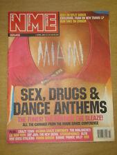 NME 2001 APR 7 REM EMINEM TRAVIS STEREOPHONICS DEF JAM