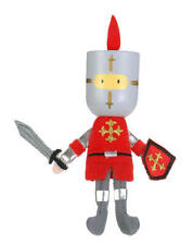 Red Knight Finger Puppet Toy Childrens Stocking Filler Party Bag Gift Present