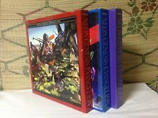 LD Neon Genesis Evangelion Anime Boxed Complete Set Very Good Condition