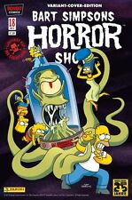 Bart SIMPSONS Horror Show #18 VARIANT-COVER limitiert 888 Ex.  COMIC ACTION 2014