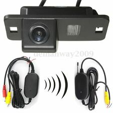 170° Wireless Reverse Rear view Camera CCD For BMW 1/3/5 Serie X5 X6 E39 E46 E53