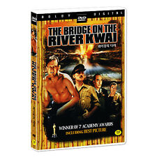 The Bridge On The River Kwai (1957) DVD - David Lean (*New *Sealed *All Region)