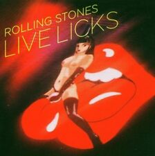 Rolling Stones Live licks (2004, #8751862) [2 CD]