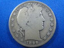 U.S.  1899 BARBER 50 CENT    (cnh1)