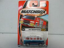 Matchbox Highway Heroes VW Transporter 12/75
