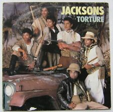 JACKSONS  (SP 45 Tours)    TORTURE  MICHAEL JACKSON