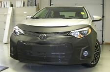 Lebra Front End Mask Cover Bra Fits TOYOTA COROLLA 2014-2016 S and S plus Models
