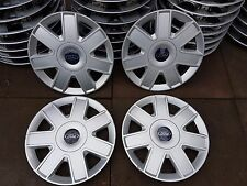 "Set of Ford 13"" Wheel Trims Hub Caps x4 Fiesta Escort Ka"