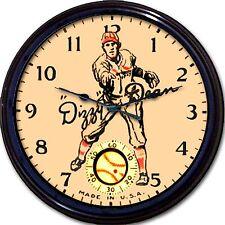 """Dizzy Dean Watch Wall Clock St Louis Cardinals Gashouse Gang Baseball New 10"""""""