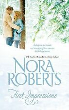 First Impressions : Blithe Images by Nora Roberts (2012, Paperback)