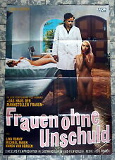JESS FRANCO * WICKED WOMEN - A1-FILMPOSTER - German 1-Sheet 1979 LINA ROMAY