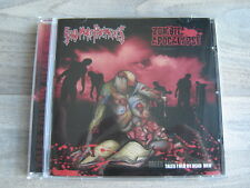 CD metal thrash PRIVATE hardcore *EX* ZOMBIE APOCALYPSE SEND MORE PARAMEDICS EP