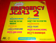 PHILIPPINES:EMERGENCY STARS 2, LP,COVER VERSIONS,Lanca Perfume - SHEREE SIMMONS