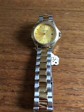 John Weifz Small Gold Coloured Faced Ladies/Gents Watch W108b