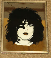KISS PAUL STANLEY VINTAGE 1970's MIRROR