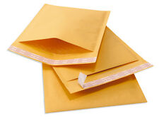 """10  #7  Envelopes Mailers Bubble-Lined self seal 14.25""""x20Airjacket by Pac"""