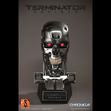 CHRONICLE Terminator Genisys Endoskull Bust Endoskeleton SEALED NEW