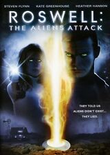 Roswell: The Aliens Attack (2011, REGION 1 DVD New)