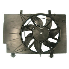 2011-2012 Ford Fiesta Radiator Condenser Cooling Fan Assembly