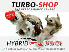 Audi/Seat/Skoda/VW 2.0TDI BKD/AZV 210-230HP Turbocharger-724930*Billet Wheel*