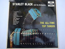 Stanley Black & His Orchestra – All-Time Top Tangos LP