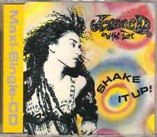 "Jeanne D. And The Force - Shake It Up! - 3"" CDM - 1990 - Eurohouse"