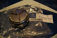 Mercedes Benz B CLA GLA E ML GL Raised wheel Rim Cap Ember Silver Genuine