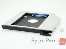 DELL E/Bay Festplattenrahmen 2nd HDD SSD Latitude E6440 E6540 Precision M2800