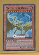 MALEFIC TRUTH DRAGON - (CT09-EN016) - Super Rare - Limited Edition - Yu-Gi-Oh