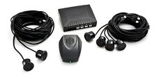 Parking Sensors 2 Front & 4 Rear Reversing Kit +  (6 Sensors Kit) + O.E,M Sound