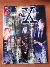 The X-FILES nr 8 Magazine Fumetti News ed. Magic Press (1996) ottimo