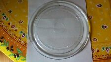 "Sharp Microwave Glass Turntable Plate / Tray 10 3/4"" A034"