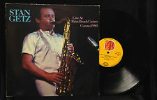 Stan Getz-Live At Palm Beach Casino Cannes 1980-Bellaphon 155.504-GERMANY