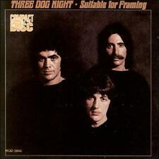 Suitable for Framing by Three Dog Night (CD, Oct-1990, MCA)