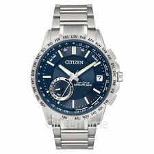 -NEW- Citizen Satellite Wave - World Time GPS Eco-Drive Watch CC3000-89L
