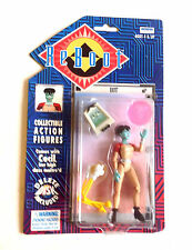 Vintage 1995 TV related ReBoot DOT Action figure, Irwin Toys , unopened